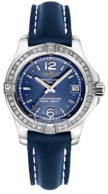 Breitling Colt Lady 33mm a7738853/c908/116x