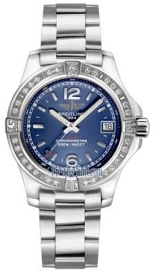Breitling Colt Lady 33mm a7738853/c908-ss
