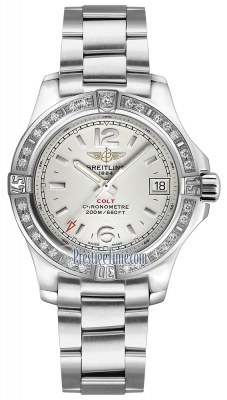 Breitling Colt Lady 33mm a7738853/g793-ss