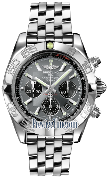 info for e113e be6c6 Breitling Chronomat 44 ab011012/f546-ss