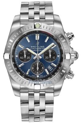 Breitling Chronomat B01 Chronograph 44 ab0115101c1a1