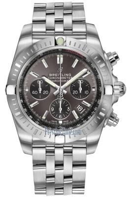 Breitling Chronomat B01 Chronograph 44 ab0115101f1a1