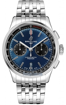 Breitling Premier B01 Chronograph 42 ab0118221c1a1