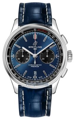 Breitling Premier B01 Chronograph 42 ab0118221c1p1