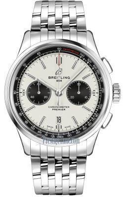 Breitling Premier B01 Chronograph 42 ab0118221g1a1
