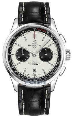 Breitling Premier B01 Chronograph 42 ab0118221g1p2