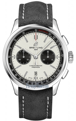 Breitling Premier B01 Chronograph 42 ab0118221g1x1