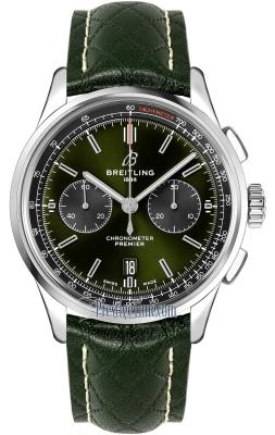 Breitling Premier B01 Chronograph 42 ab0118a11L1x1