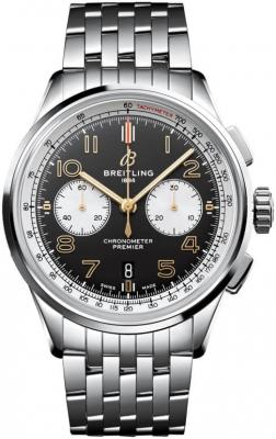 Breitling Premier B01 Chronograph 42 ab0118a21b1a1