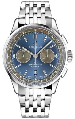 Breitling Premier B01 Chronograph 42 ab0118a61c1a1