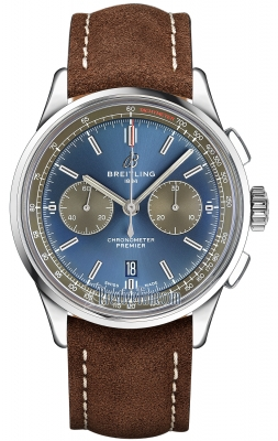 Breitling Premier B01 Chronograph 42 ab0118a61c1x3