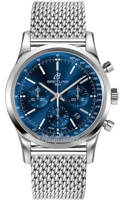 Breitling Transocean Limited ab015112/c860-ss