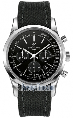 Breitling Transocean Chronograph 43mm ab015212/ba99-1ft