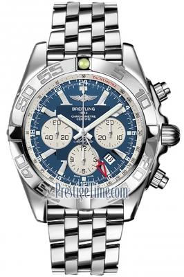 Breitling Chronomat GMT ab041012/c834-ss