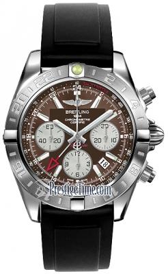 Breitling Chronomat 44 GMT ab042011/q589-1pro2t