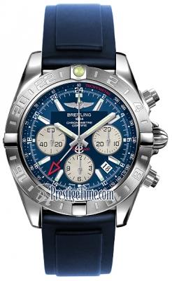 Breitling Chronomat 44 GMT ab042011/c851-3pro2d
