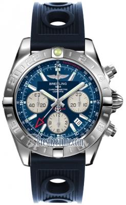 Breitling Chronomat 44 GMT ab042011/c851-3or