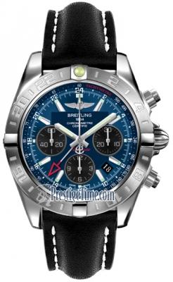 Breitling Chronomat 44 GMT ab042011/c852-1ld