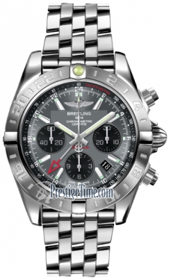 Breitling Chronomat 44 GMT ab042011/f561-ss