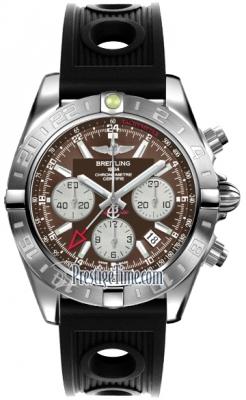 Breitling Chronomat 44 GMT ab042011/q589-1or