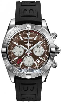 Breitling Chronomat 44 GMT ab042011/q589-1pro3t