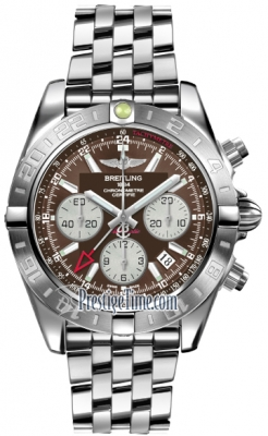 Breitling Chronomat 44 GMT ab042011/q589-ss