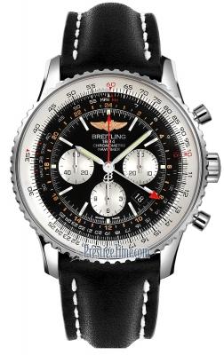Breitling Navitimer 1 B04 Chronograph GMT 48 ab044121/bd24-1ld
