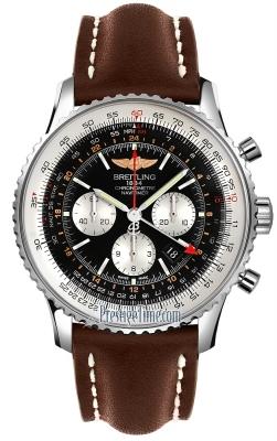 Breitling Navitimer GMT ab044121/bd24-2ld