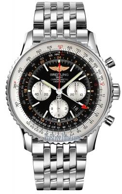 Breitling Navitimer 1 B04 Chronograph GMT 48 ab0441211b1a1