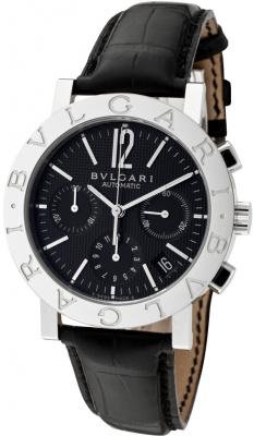 Bulgari BVLGARI BVLGARI Chronograph 38mm bb38bsldch/n