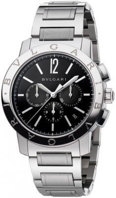 Bulgari BVLGARI BVLGARI Chronograph 41mm bb41bssdch