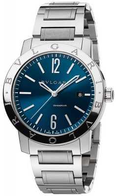 Bulgari BVLGARI BVLGARI Automatic 41mm bb41c3ssd