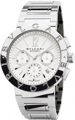 Bulgari BVLGARI BVLGARI Chronograph 42mm bb42wssdch