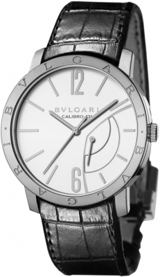 Bulgari BVLGARI BVLGARI Power Reserve Manual Wind 43mm bb43wsl