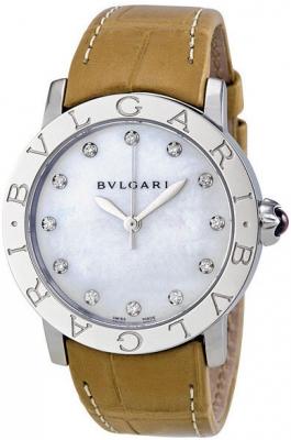 Bulgari BULGARI BULGARI Automatic 33mm bbl33wsl/12