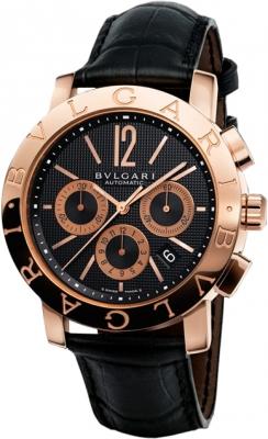Bulgari BVLGARI BVLGARI Chronograph 42mm bbp42bpgldch