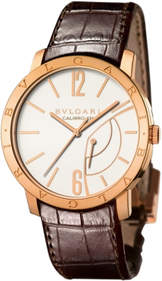 Bulgari BVLGARI BVLGARI Power Reserve Manual Wind 43mm bbp43wgl