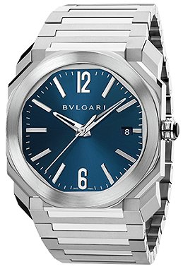 Bulgari Octo Automatic 38mm bgo38c3ssd