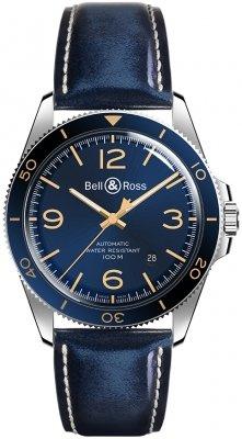 Bell & Ross BR V2-92 BRV292-BU-G-ST/SCA