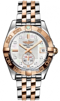 Breitling Galactic 36 Automatic c3733012/a725-tt