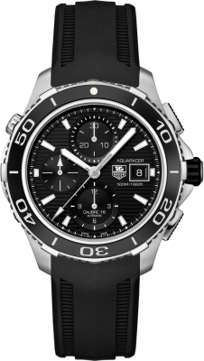 Tag Heuer Aquaracer Automatic Chronograph 500M cak2110.ft8019