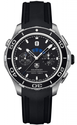 Tag Heuer Aquaracer 500m Calibre 72 Countdown Chronograph cak211a.ft8019