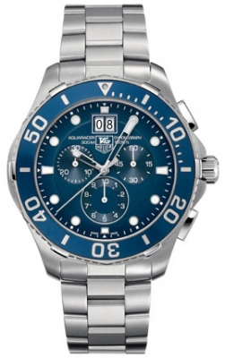 Tag Heuer Aquaracer Quartz Chronograph can1011.ba0821