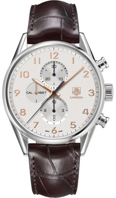 Tag Heuer Carrera Calibre 1887 Automatic Chronograph 43mm car2012.fc6236