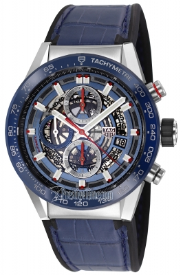 Tag Heuer Carrera Caliber Heuer 01 Skeleton 43mm car201t.fc6406