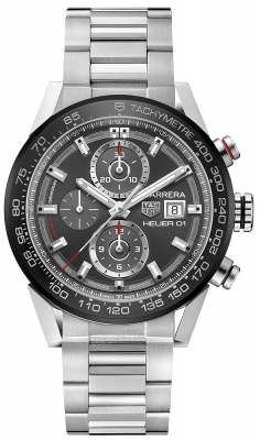 Tag Heuer Carrera Caliber Heuer 01 43mm car201w.ba0714