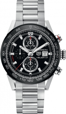 Tag Heuer Carrera Caliber Heuer 01 43mm car201z.ba0714
