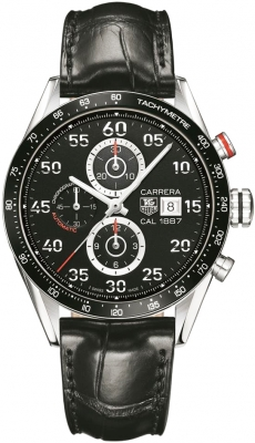 Tag Heuer Carrera Calibre 1887 Automatic Chronograph 43mm car2a10.fc6235