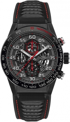 Tag Heuer Carrera Caliber Heuer 01 Skeleton 45mm car2a1h.ft6101