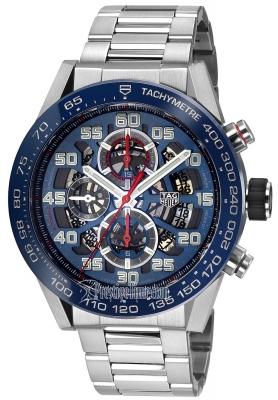 Tag Heuer Carrera Caliber Heuer 01 Skeleton 45mm car2a1k.ba0703